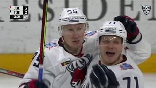 Torpedo 4 Jokerit 3 OT, 19 October 2019