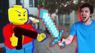 LEGO meets Minecraft 2