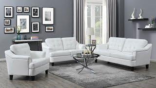 Leather Sofa Set Designs With Price ¦¦ Malik Furniture