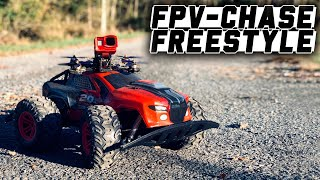 Chase Everything - Autumn Cinematic FPV Freestyle Flow ????❤️