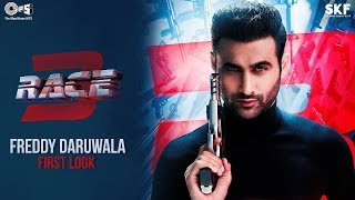 First Look of Freddy Daruwala as Rana | Race 3 | Remo D