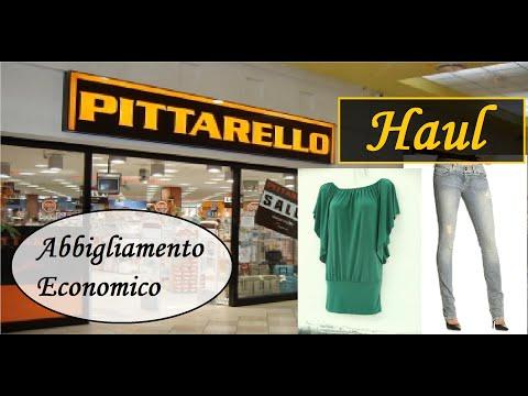 Haul da Pittarello - Abbigliamento Economico Made in Italy! - Me&Me -