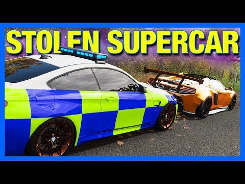 Forza Horizon 4 Online : Stolen Supercar!! (Part 2)