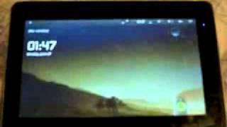 Recenzija tableta Easypix Easypad 1000