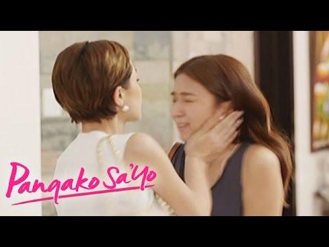 Pangako Sa'Yo: Amor slaps Yna