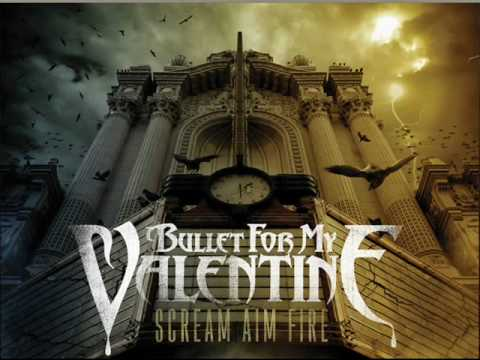 Bullet For My Valentine - Road To Nowhere W/ Lyrics