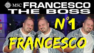 FRANCESCO The BOSS Of MSC ANIMATION !!! N°1 NO COMMENT !!!