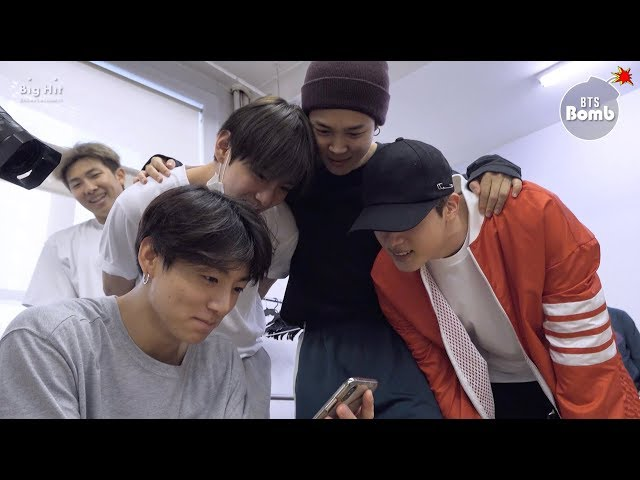 [BANGTAN BOMB] 'Skool Luv Affair' stage practice behind the scenes - BTS (방탄소년단)