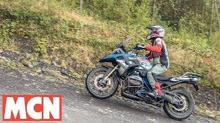 Part 1: BMW Off Road Skills | Experiences | Motorcyclenews.com