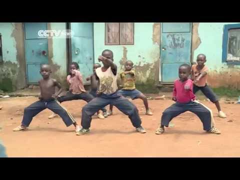 Uganda's Kung Fu kids