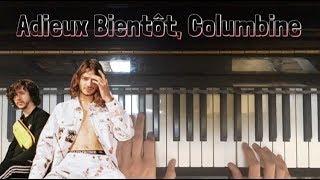 Adieu Bientôt, Columbine Piano Cover