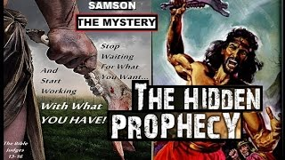 The WONDERFUL MYSTERY of SAMSON - The OTHER book of REVELATION
