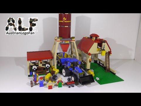 Vidéo LEGO City 7637 : La ferme