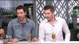 FULL INTERVIEW: The Property Brothers on Their First Job & More! – Part 1