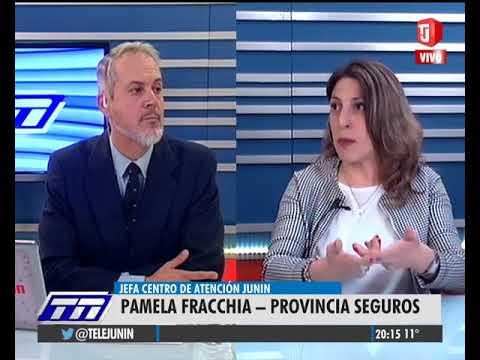 Nota con Pamela Fracchia