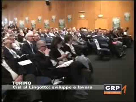 Grp Piemonte intervista il segretario Ferraris su XII congresso regionale Cisl