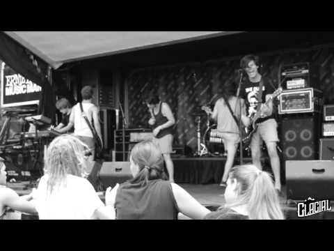 Glacial- Ramifications (Live Warped Tour Music Video)