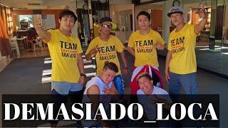 Sak Noel, Lil Jon   Demasiado Loca Ft. El Chevo Aerpa | Teambaklosh |Dance Fitness