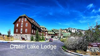 Crater Lake Lodge - A Video Tour