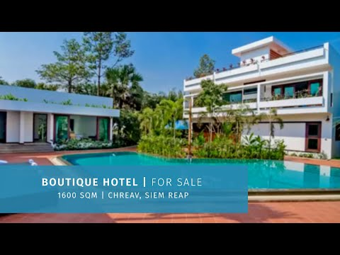 9 Bedroom Boutique Hotel For Sale - Chreav, Siem Reap thumbnail