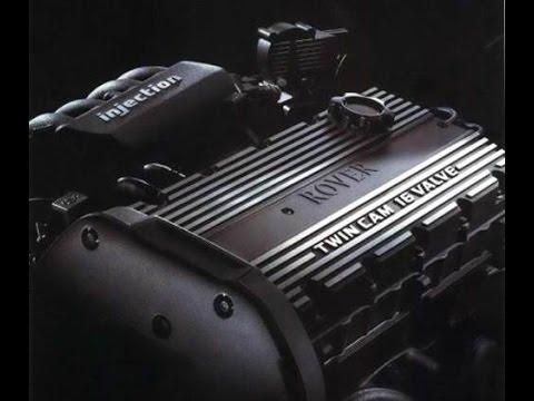 Rover Group - K Series Development