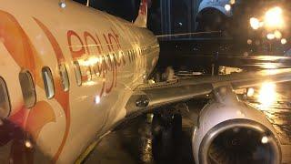 Fly Egypt trip report Ljubljana (LJU) to Sharm el Sheik (SSH)
