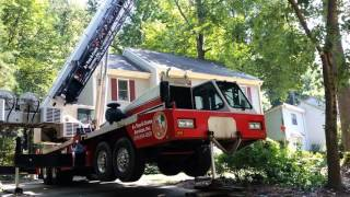 Triangle Home Front Presents: A+ Tree and Crane Services