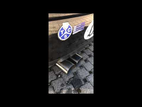 Novus Auspuff Golf 4 1.6 16V Original und Novus Unterschied