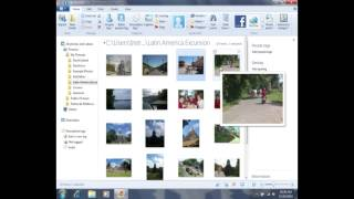 Using Geo Tags in Photo Gallery