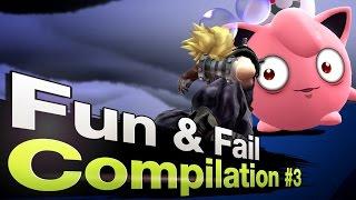 Smash 4 Wii U - Fun & Fail Compilation [Part 3]