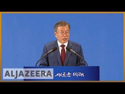 🇰🇷 🇰🇵 South Korea's leader: Pyongyang seeks second Trump-Kim summit | Al Jazeera English