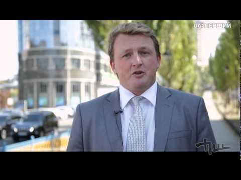 Сергей Фурса, специалист отдела продаж долговых ценных бумаг, для Першої Шпальти (12:20) (Интервью)