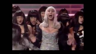YouTube video E-card Taken from the Brit Awards on ITV on Tuesday 16th February 1999