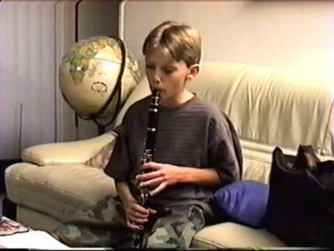 ^® Free Streaming Solo for Clarinet (1998)