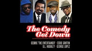 Get Your Tickets Now for The Comedy Get Down Tour click ticket link in post.