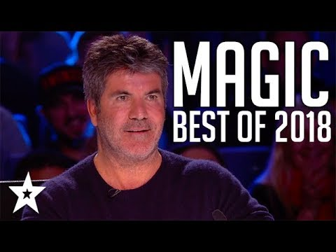 BEST MAGIC Auditions of 2018 Around The World | Got Talent Global (видео)