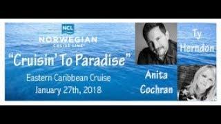 Cruisin' To Paradise Cruise with Ty Herndon & Anita Cochran