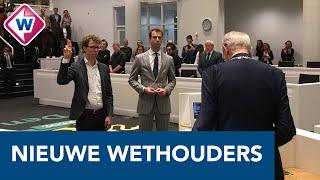 Martijn Balster (PvdA) en Hilbert Bredemeijer (CDA) aan de slag als wethouder - OMROEP WEST