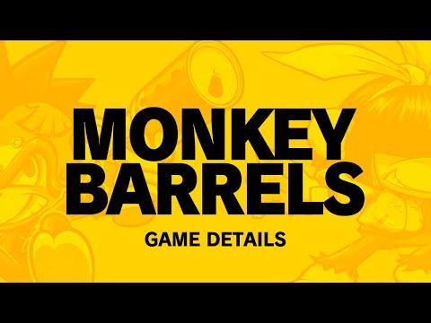 Monkey Barrels - Official 2nd Trailer - Game Details thumbnail