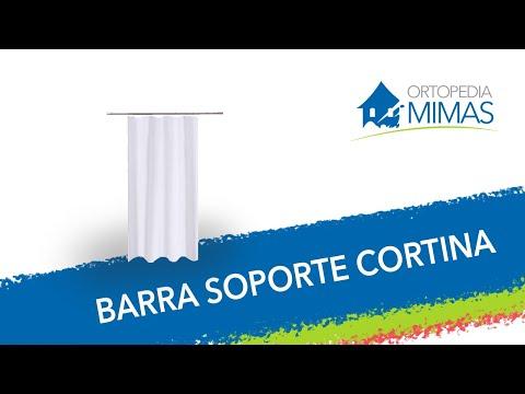 Bara soporte cortina AD571