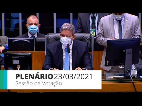Plenário - Câmara aprova contratações em hospitais universitários - 23/03/2021