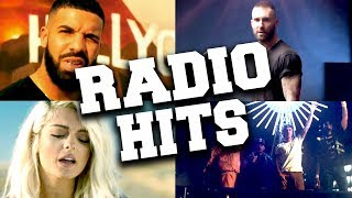 Top 50 Songs That You Hear Every Day On The Radio 2018
