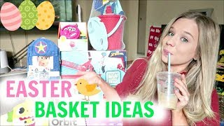 WHATS IN MY KIDS EASTER BASKET 2020 || TARGET Drive Up ~ Toddlers & Kids