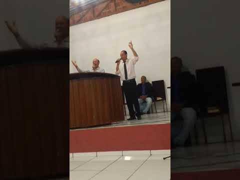 Noite de adoração em Bento de Abreu dupla Joel e Roberto,,,,,,,,,,