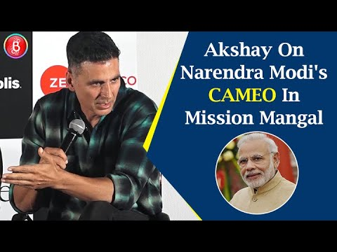 Akshay Kumar Reacts To Rumours Of Narendra Modi's Cameo In Mission Mangal