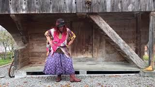 Nepali Skirt And Jaya Kaftan In Hendrix From Magnolia Pearl At Boho-chic Clothing