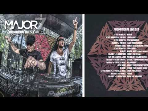 Major7   Xmass 2013 Live Mix