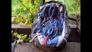 Спортивный рюкзак Daypack 25, объем 25л, полиэстер 300D, 840г, унисекс от компании Большая ярмарка - видео