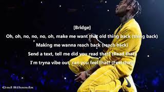 Chris brown-Tough Love(Lyrics)HOAFM