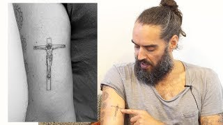 Why I Have A Jesus Tattoo... | Russell Brand